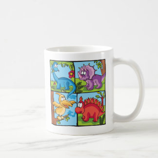 Dino Friends Coffee Mug