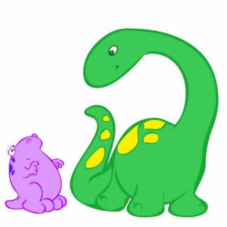 Dino Friends Cutout