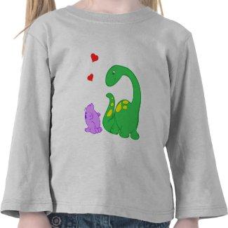 Dino Friends T-shirts