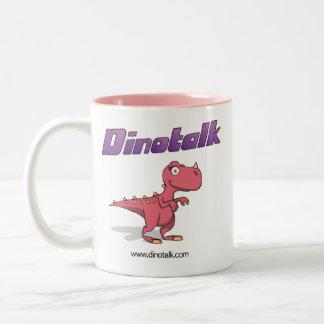 Dino Girl Coffee Mug