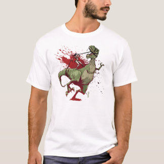 Dino Girl Reverse T-Shirt