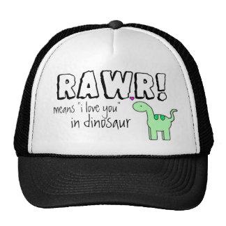 Dino Lingo Hat
