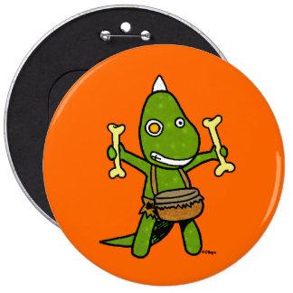 Dino loco pins