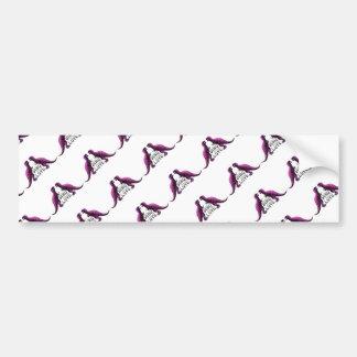 Dino love. bumper sticker