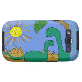 DINO LOVE - I LOVE DINOSAURS Galaxy S3 Case