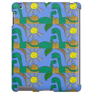 DINO LOVE - I LOVE DINOSAURS iPad Case