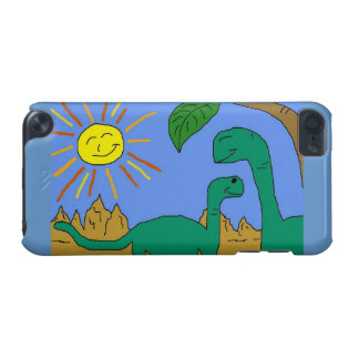 DINO LOVE - I LOVE DINOSAURS iPod Touch 5 Case iPod Touch 5G Covers