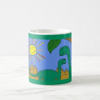 DINO LOVE - I LOVE DINOSAURS Mug