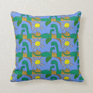 DINO LOVE - I LOVE DINOSAURS Pillow