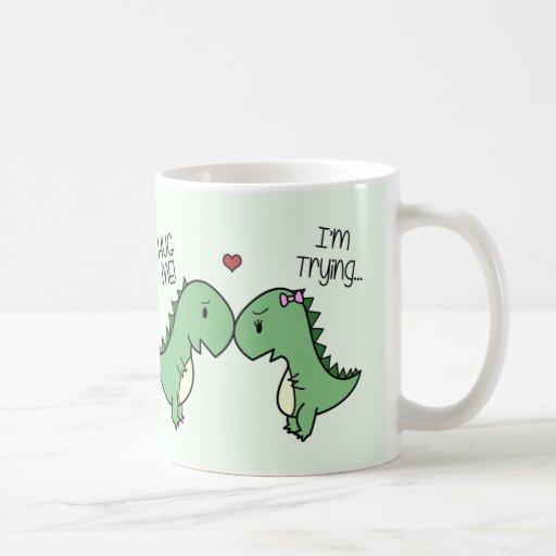 Dino Love Mug! [In Green]