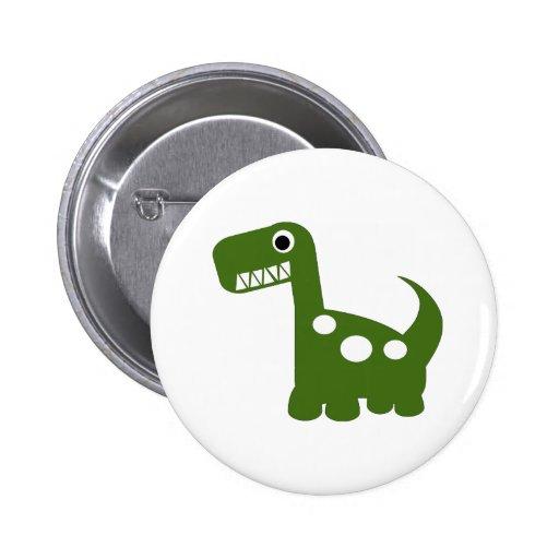Dino-mite Button