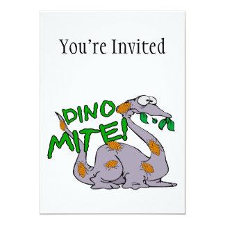 Dino Mite Card