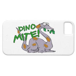 Dino Mite iPhone SE/5/5s Case