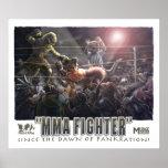 Dino MMA Battle Dawn of Pankration Posters