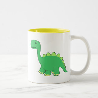 DINO Two-Tone COFFEE MUG