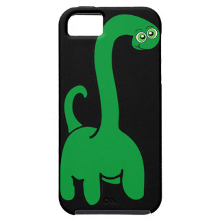 Dino Night iPhone Case - Cute Dinosaur iPhone Case iPhone 5 Covers