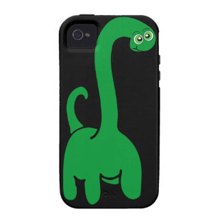 Dino Night iPhone Case - Cute Dinosaur iPhone Case Case For The iPhone 4