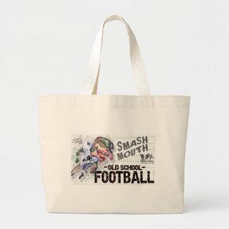 Dino Old School Football Bag