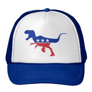 Dino Party Logo Trucker Hat