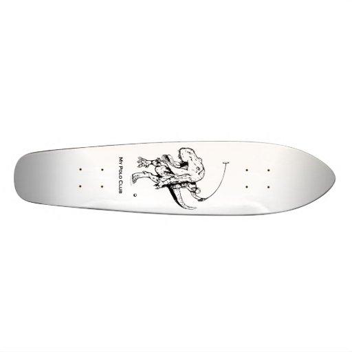 Dino Polo Skate Board