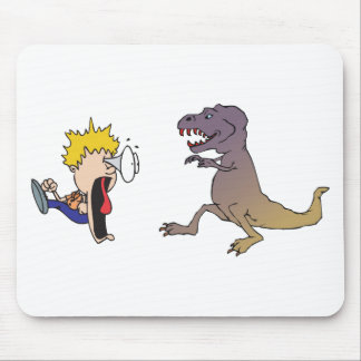 Dino Rampage Mouse Pad