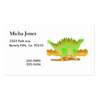 Dino Rawr Business Card Template