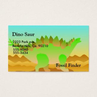 Dino Rawr Business Card