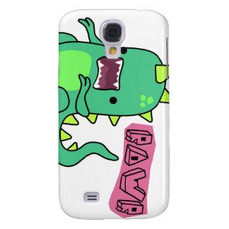 Dino Rawr Funda Para Galaxy S4