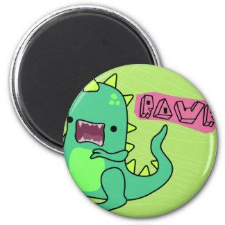 Dino Rawr Magnets