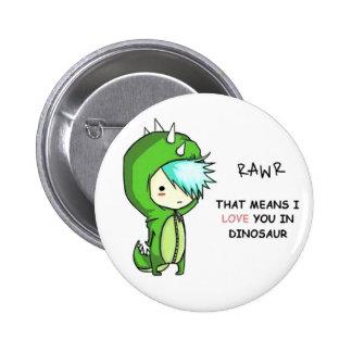 Dino RAwr Pins