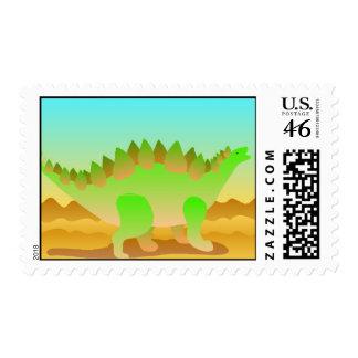Dino Rawr Set Postage Stamps