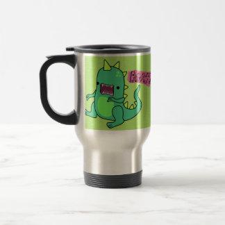 Dino Rawr Travel Mug