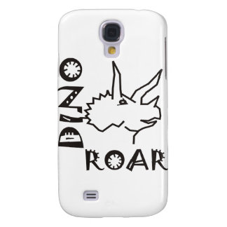 Dino Roar Triceratops Galaxy S4 Case