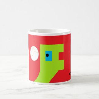 Dino says coffee mug
