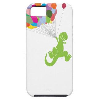 Dino Soar iPhone SE/5/5s Case