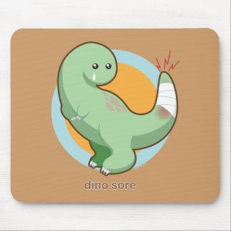 Dino Sore Mouse Pad