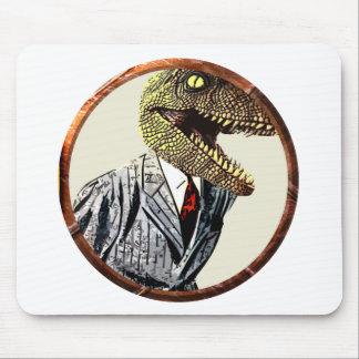 Dino suit mousepad