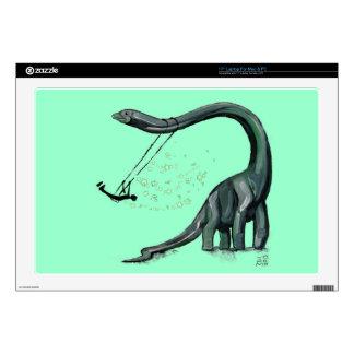 Dino Swing Laptop Skins