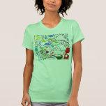 Dino T Camisetas