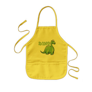 Dino The Dinosaur Kids' Apron