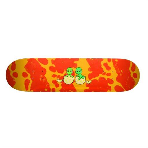 Dino Twins Skate Board Decks
