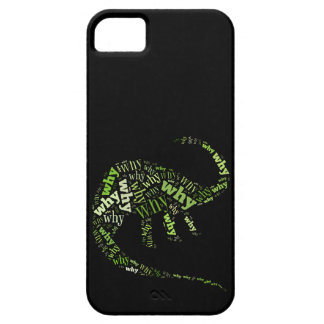 Dino Why iPhone 5 Cover