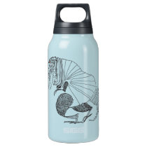Dinobird Insulated Water Bottle