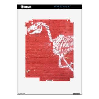 Dinobones Skin iPad 2 Decals