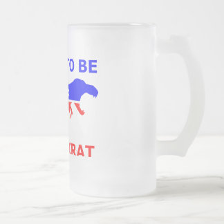 Dinocrat Mega Mug