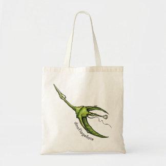 Dinoflagellate Tote Bag