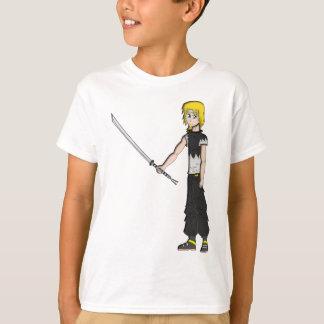 Dinomight10 Manga T-shirt