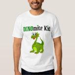 Dinomite Kid Shirts