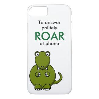 Dinophone Funda iPhone 7
