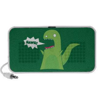 Dinorawr Laptop Speakers